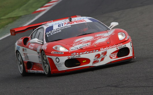 Meccaniche Veloci Scuderia 27 Ferrari F430 GT Championship Car